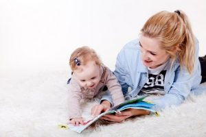 beth-baby-michelle-reading-baby-mine-store