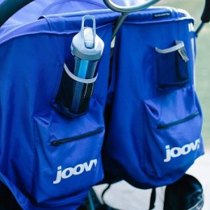 joovy scooter x2 large zip pockets