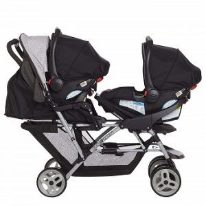 graco-duo-glider-accepts-two-Graco-SnugRide-Click-Connect-infant-car-seats
